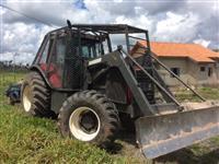 Trator Massey Ferguson 6360 4x4 ano 0