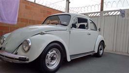 FUSCA 1978 - BRANCO - 1.300L