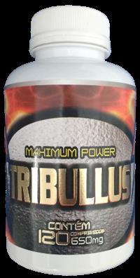 Tribulus Terrestris 650mg 120 Comprimidos