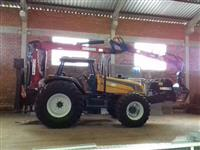 Trator Valtra/Valmet BH 165 4x4 ano 14
