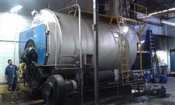 Caldeira Alborg 8 ton