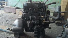 Motor M. Benz 710 Turbinado Om -364 A, 4 Cilindros, Ano 2002