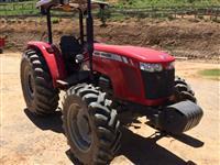 Trator Massey Ferguson 275 4x4 ano 15