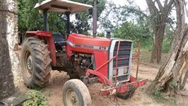 Trator Massey Ferguson 275 4x2 ano 80