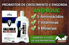An@bolic - Promotor de Crescimento e Engorda