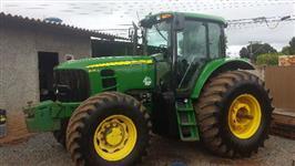 Trator John Deere 6145 J 4x4 ano 13