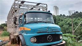 Caminhão Chevrolet D60 caçamba motor mb1620 turbinado