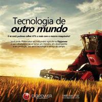 TECNOLOGIA A SERVIÇO DO CAMPO-REPROGRAMAÇÃO  DE COLHEITADEIRA