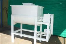 Misturador para ração e sal mineral