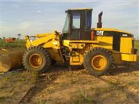 Pã carregadeira modelo 938 G Caterpillar Ano 2000