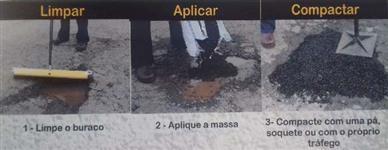 ASFALTO FRIO EM BELO HORIZONTE MG