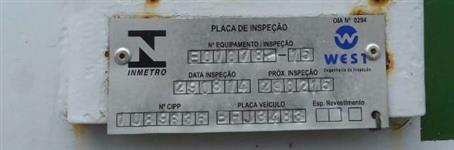 VENDO TANQUE 15000L