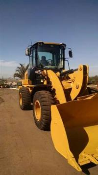 Pá Carregadeiras de rodas CAT 924K Caterpillar