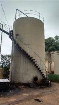 tanque de 150 mil litros