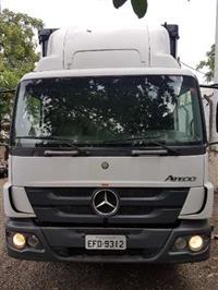 Caminhão Mercedes Benz (MB) 1419 ano 12