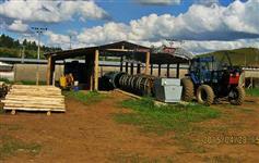 Usina de tratamento de madeira autoclave