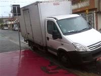 Caminh�o Iveco Daily Chassi-Cabine ano 11