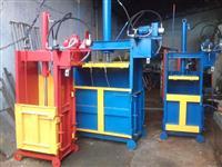 prensa hidraulica enfardadeira para reciclagem