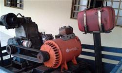 Motor Agrale M790 Diesel + Gerador 15 KVA