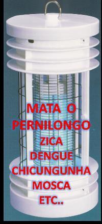 Mata Mosca Elétrico Mosquito Dengue Inseto B4 Master Killmo