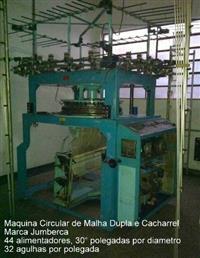 Maquina Tear Circular - Faz Meia-Malha e Cacharrel