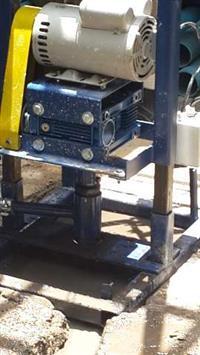 Máquina Perfuratriz para Poço Semi Artesiano