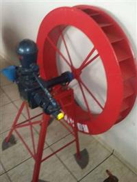 Roda dágua MSG-42 Completa - Pra vender rápido