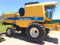 RARIDADE - COLHEITADEIRA NEW HOLLAND TC 5090