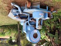 Varredor - Enlerador para café com turbina dupla