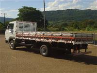 Locação mensal de caminhões