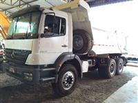 Caminhão Mercedes Benz (MB) 2831 Basculante ano 11