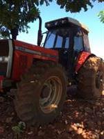 Trator Massey Ferguson 299 4x4 ano 98