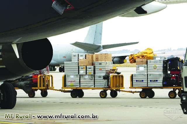 A&T Transportes - Transporte Aéreo e Rodoviário de Cargas
