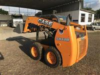 Bob Cat Case SR130 Loader - Mini Carregadeira - 2012 222 Hs