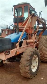 Trator Ford/New Holland TS90 COM MOTOCANA 4x4 ano 11
