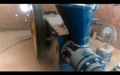 Máquina briquetadeira biomax, fábrica completa