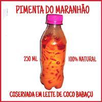 Pimenta Em Conserva Ao Leite De Coco