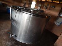 Tanque Resfriador - ALFA LAVAL AGRI