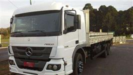 Caminhão Mercedes Benz (MB) 2428 ano 12