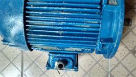 MOTOR ELETRICO  15CV USADO TRIFASICO  220/380V  1750RPM