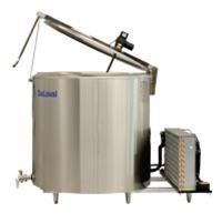 Tanques de armazenagen e resfriamento de leite