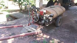 pulverizador alta pressão motor a Gasolina, bomba Jacto