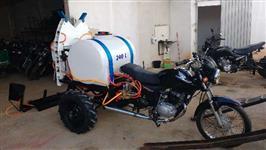 Moto pulverizador adubadeira roçadeira rodo de cafe enleirador amontuador triciclos agricolas