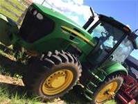 Trator John Deere 7195J 4x4 ano 15