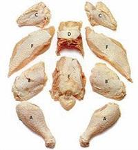 Procuro fornecedores de frangos e suas partes