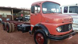 Caminhão Mercedes Benz (MB) 1113 ano 63