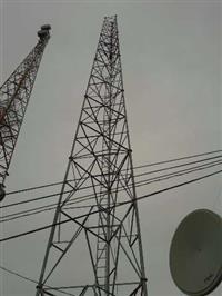 Montagem Desmontagem e Manutenção de torres estaiadas e autoportantes