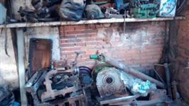 Motor 4 cilindro a diesel valtra 885