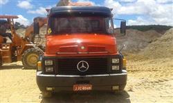 Caminhão Mercedes Benz (MB) MB 1316 ano 86