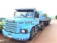 Caminhão Scania T 113 H ano 94